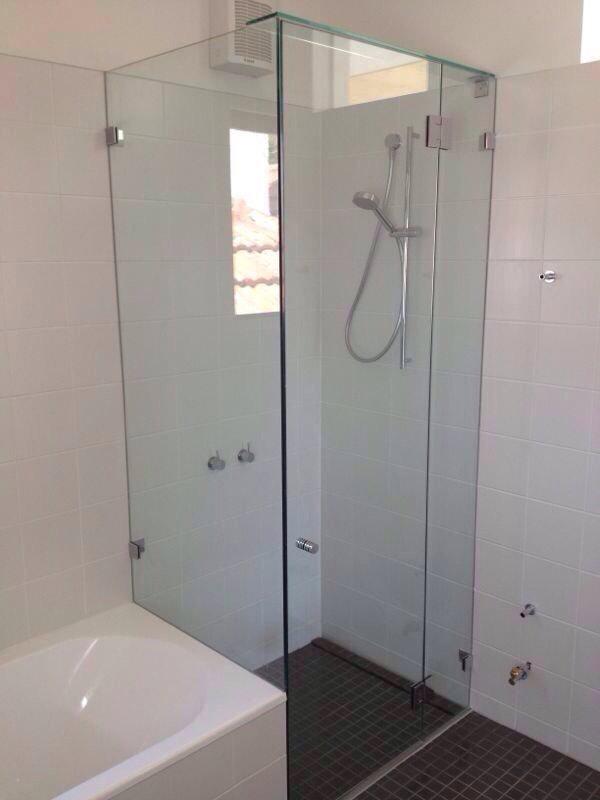 Frameless Glass Shower Screens - Melbourne | Affinity Glazing
